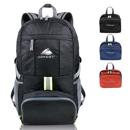 Amazon.com   INMOST Lightweight Packable Travel Backpack 4007e9e96ec32