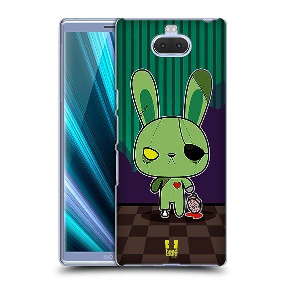 Amazon.com: Head Case Designs Bunny Ripper Kawaii Zombies ...