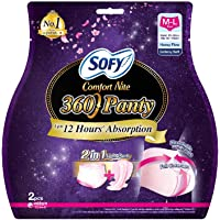 Sofy Comfort Nite 360 Panty M-L 2s, 2 count