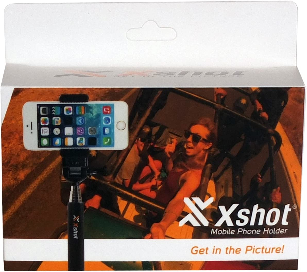 XShot XShot Mobile Phone Holder Retail Packaging Mount black