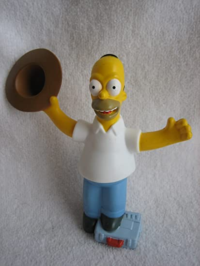 Amazon Com Burger King Simpsons The Movie Homer 2007 Kids Meal Toy Toys Games