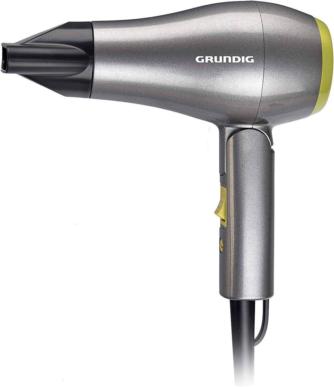 GRUNDIG HD1800 asciuga capelli Grigio