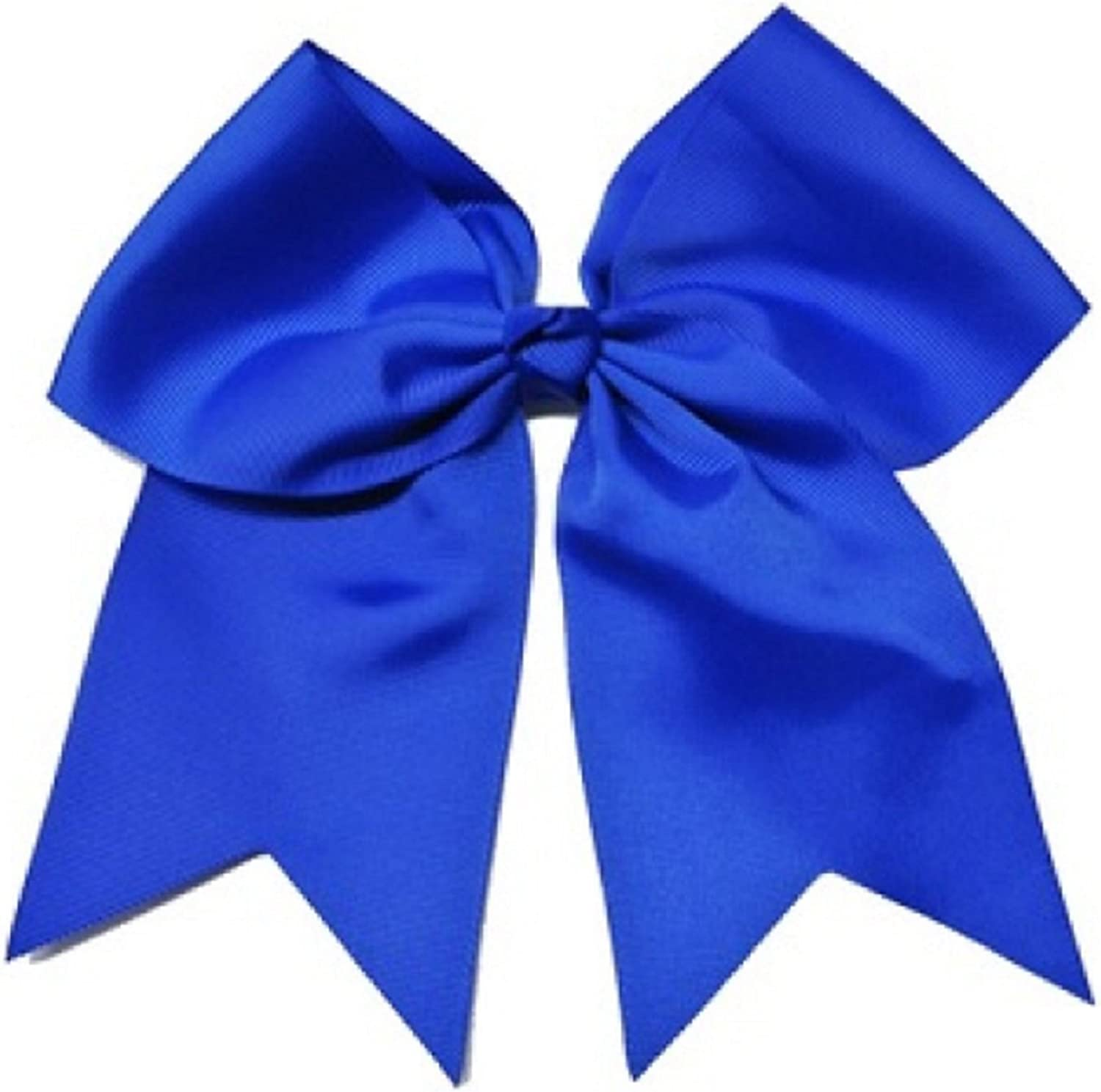 Mermaid Fins in Blue Purple and Gold Handmade Cheer Style Bow