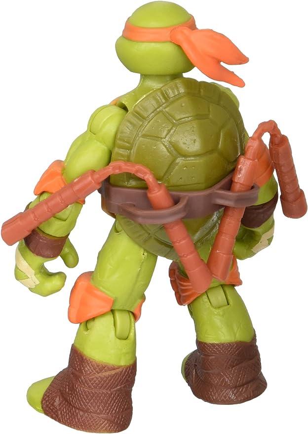 Amazon.com: Michelangelo, figura de acción de ...