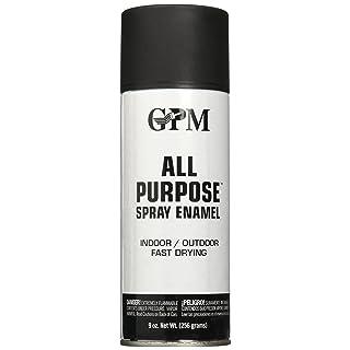 True Value Black AGP4-AER Flat Purpose Aerosol Interior/Exterior Spray Paint 9 Ounce