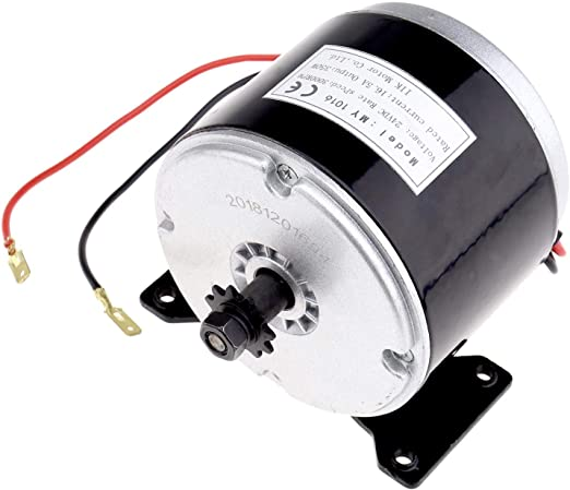 Generatore di motore magnetico permanente 12 V//24 V DC 300 W per apparecchiature elettriche