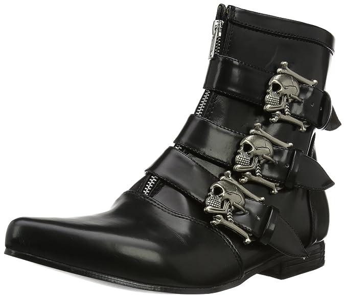eb7b91a3dd8 Amazon.com: Pleaser Men's Brogue-06 Boot: Shoes