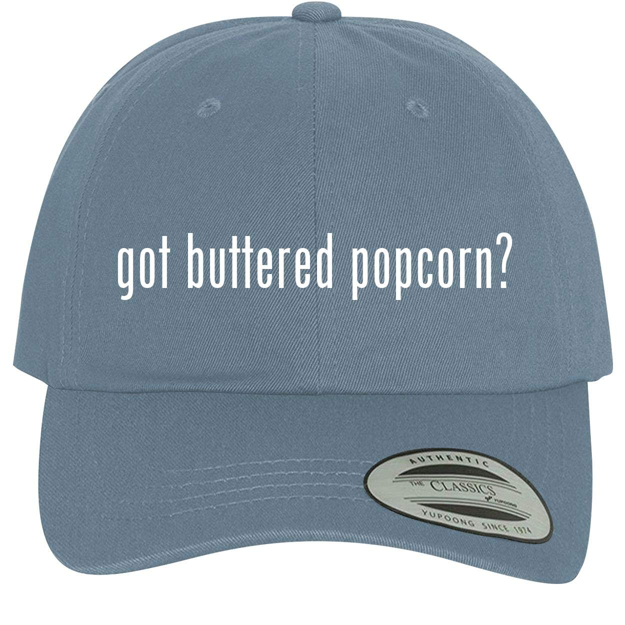 BH Cool Designs got Buttered Popcorn? Comfortable Dad Hat Baseball Cap