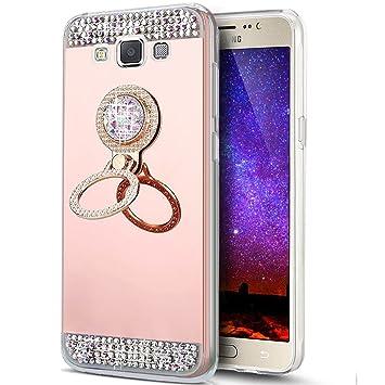EINFFHO Galaxy A5 2015 móvil, Galaxy A5 2015 Espejo Funda ...