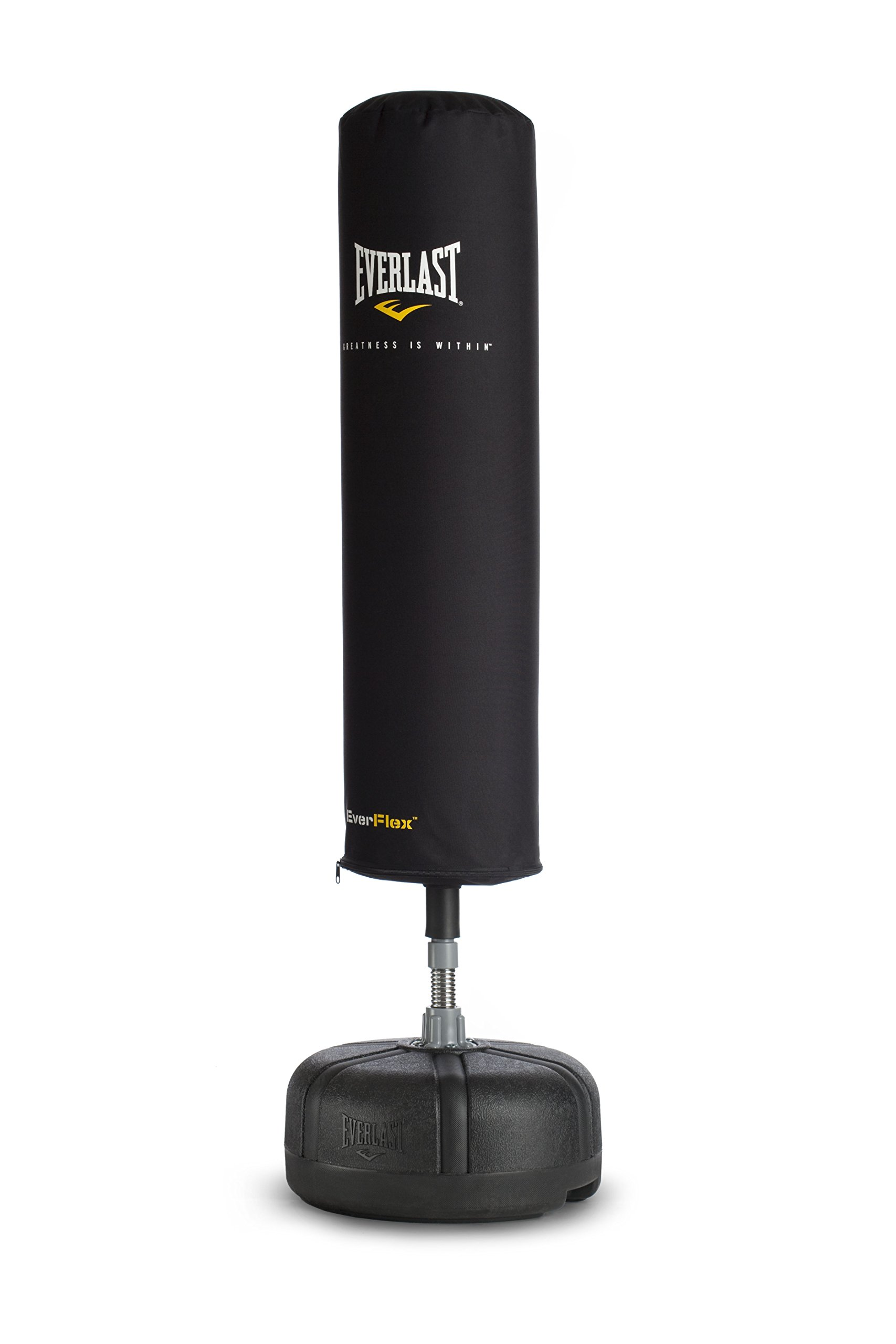 Everlast 2262 Adults' Floor-Standing Punching Bag - 1 Size - Black by Everlast