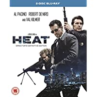 Heat (2-Disc Director's Definitive Edition) (Fully Packaged Import)
