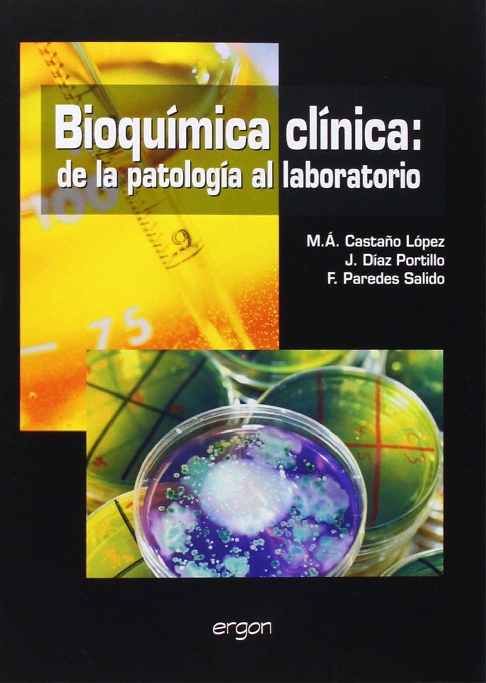 Download BIOQUIMICA CLINICA PATOLOGIA LAB.ERGON pdf epub