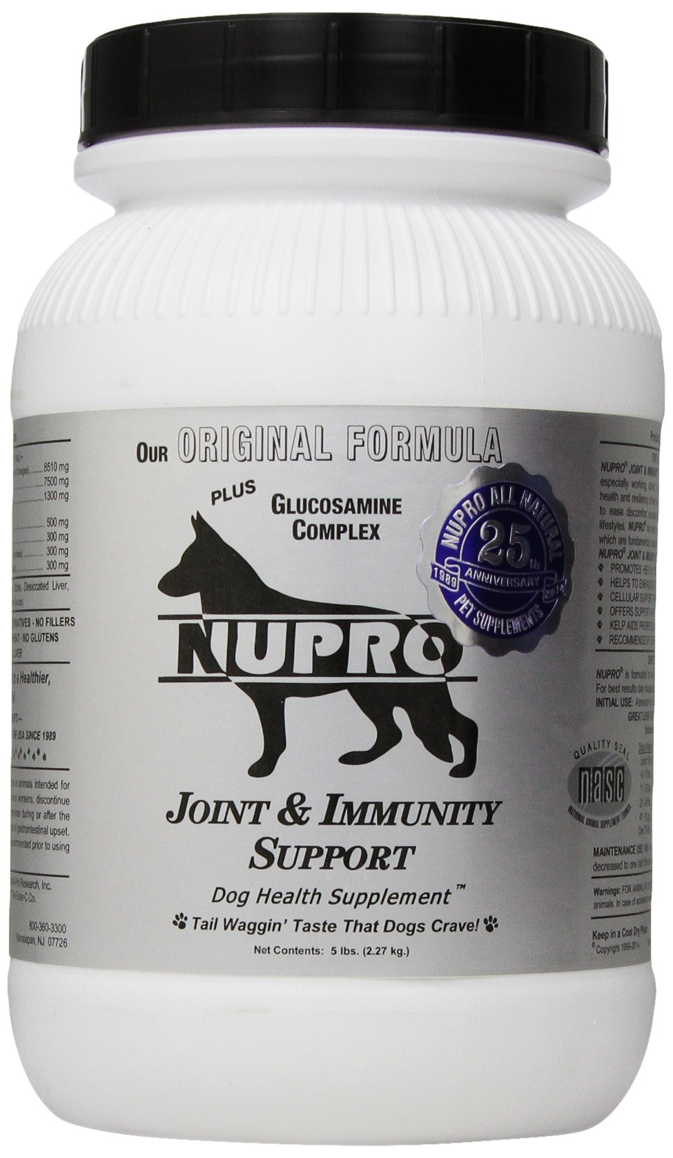 Nupro Joint Supplement for Dogs 5-Pound
