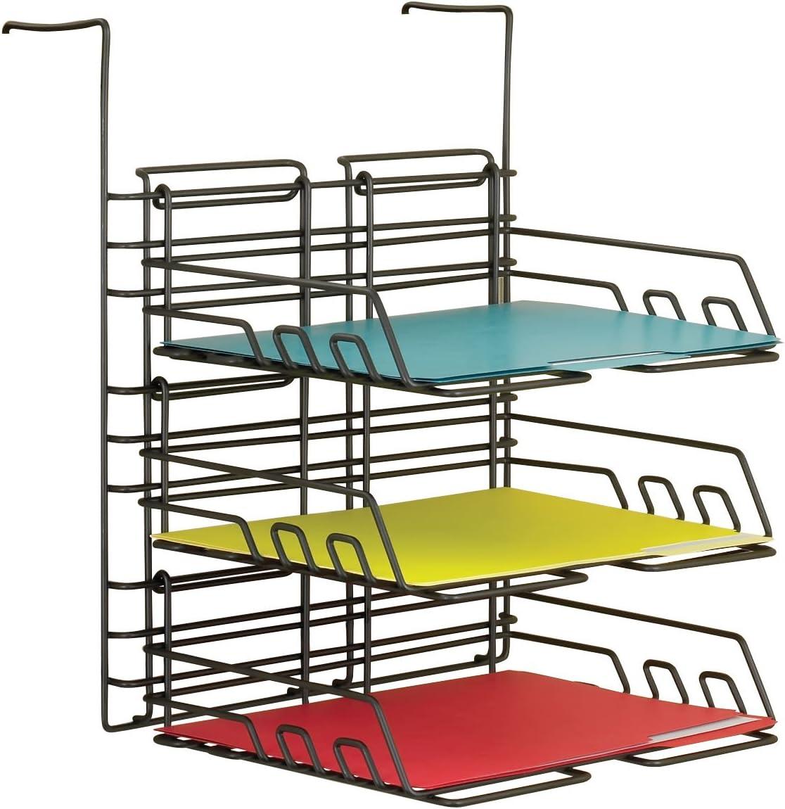 Panelmate triple-tray Organizer ( Set of 6 ) [ Set of 6 ]