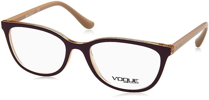 fc3e61ef16 Vogue - Monture de lunettes - Femme Violet violet Taille unique ...