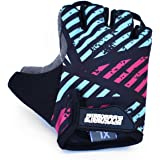 ZippyRooz Toddler & Little Kids Bike Gloves for Balance and Pedal Bicycles (Formerly WeeRiderz) For Ages 1-8 Years Old. 6 Designs for Boys & Girls