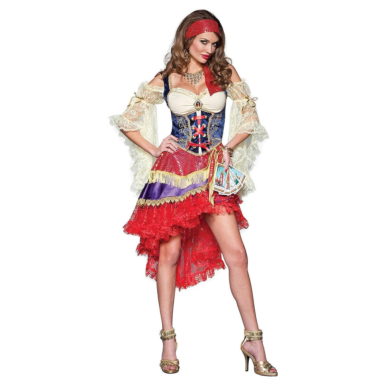 Amazon.com: Incharacter Disfraces Buena Fortuna Gypsy ...