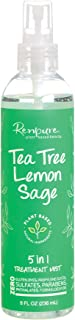 product image for Renpure Plant-Based Beauty Tea Tree & Lemon Sage 5-in-1 Leave-in Treatment Mist, 8 Fluid Ounce