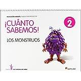 CUANTO SABEMOS NIVEL 2 LOS MONSTRUOS - 9788468015132
