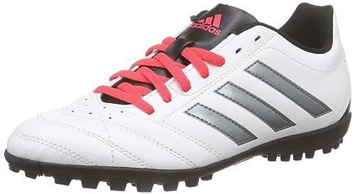adidas Goletto V TF, Botas de fútbol para Hombre, Blanco (FTWR White/Night Met. F13/Shock Red S16), 48 EU: Amazon.es: Zapatos y complementos
