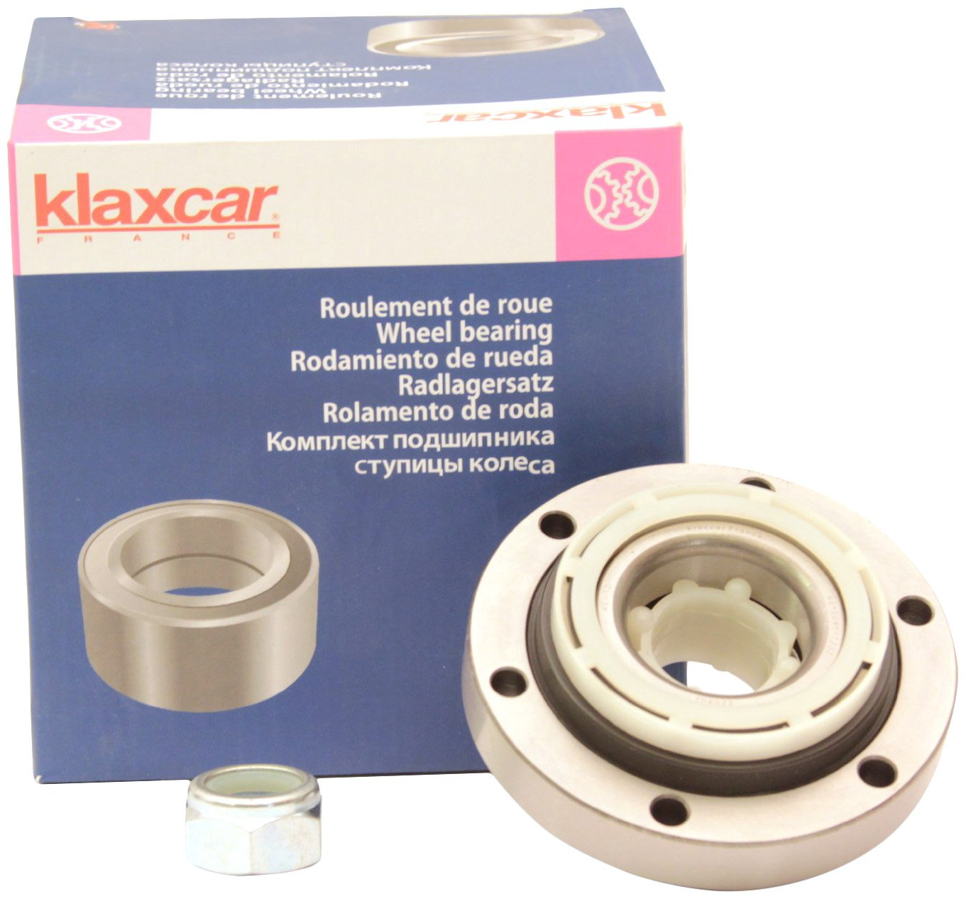 Klaxcar 22080Z - Rodamiento De Rueda
