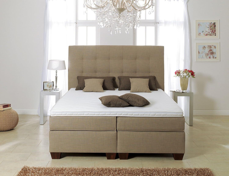 boxspringbett nora bt auch mit bettkasten oder elektrisch. Black Bedroom Furniture Sets. Home Design Ideas