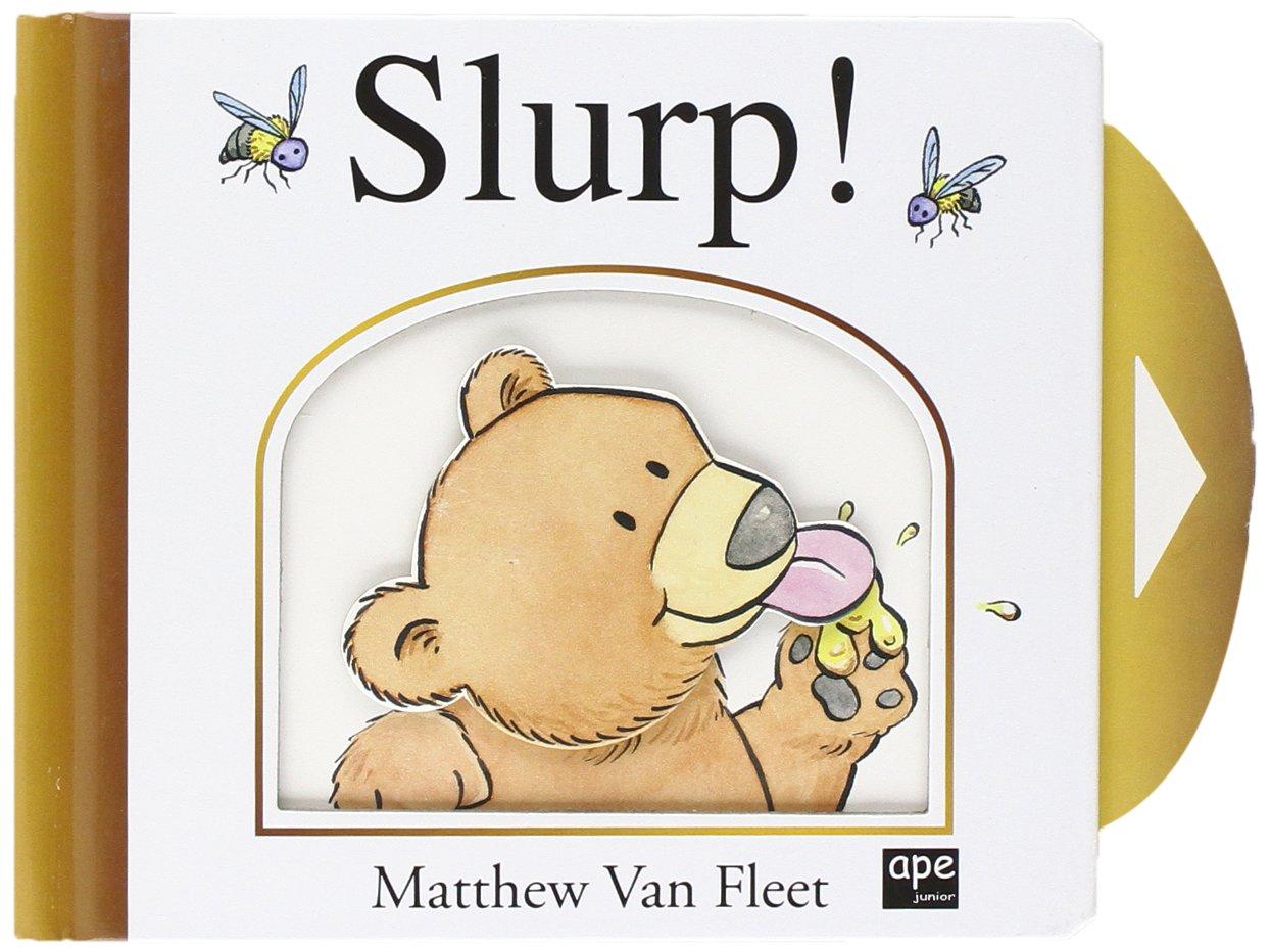 Slurp! Libro pop-up. Ediz. illustrata (Libri gioco): Amazon.es: Van Fleet, Matthew, Barigazzi, M.: Libros en idiomas extranjeros