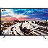 Samsung UE75MU7000TXXU 75-Inch 7 Series LED Smart TV - Black/Silver