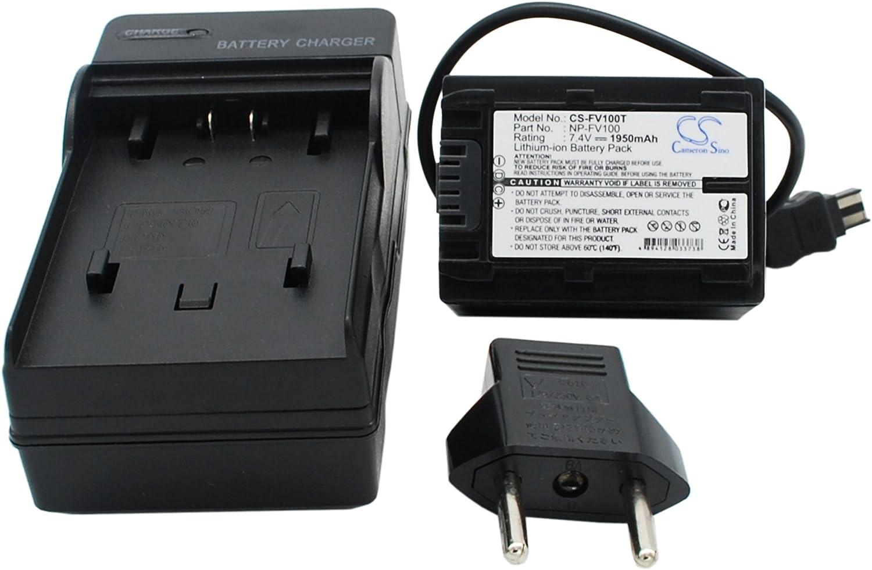 DCR-SR300 DCR-SR88 DCR-SR68 DCR-SR68E//S DCR-SR78 DCR-SX44//L DCR-SR62 DCR-SR60 Replacement Battery for Sony DCR-SR100 DCR-SR88E DCR-SX44//E DCR-SX44 DCR-SR68R DCR-SR68E DCR-SX44//R