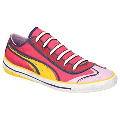 Puma Womens 917 Lo Factory Wns Low Pink Size 65 UK