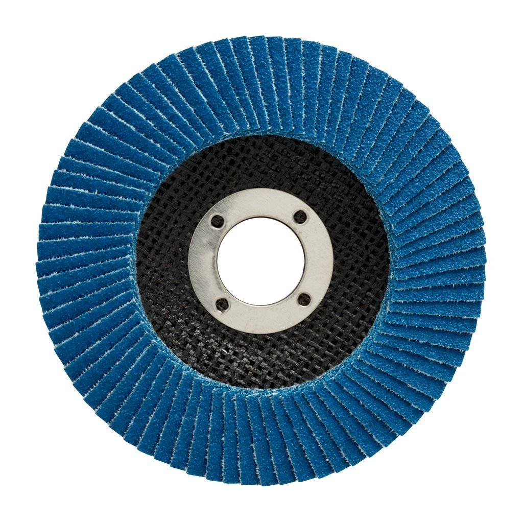 115 mm Pack of 10 22,23M/™m 3M/™ Flap Disc 566 A P120