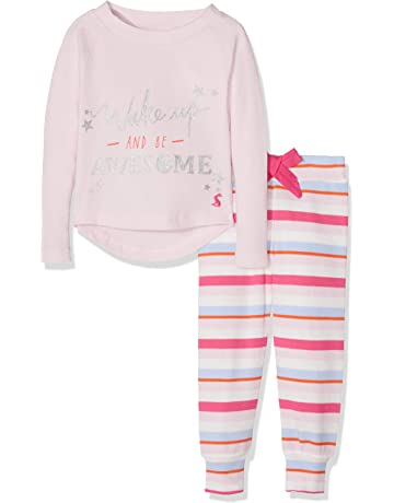 ce10055510 Joules Girl s Sleepwell Pyjama Sets