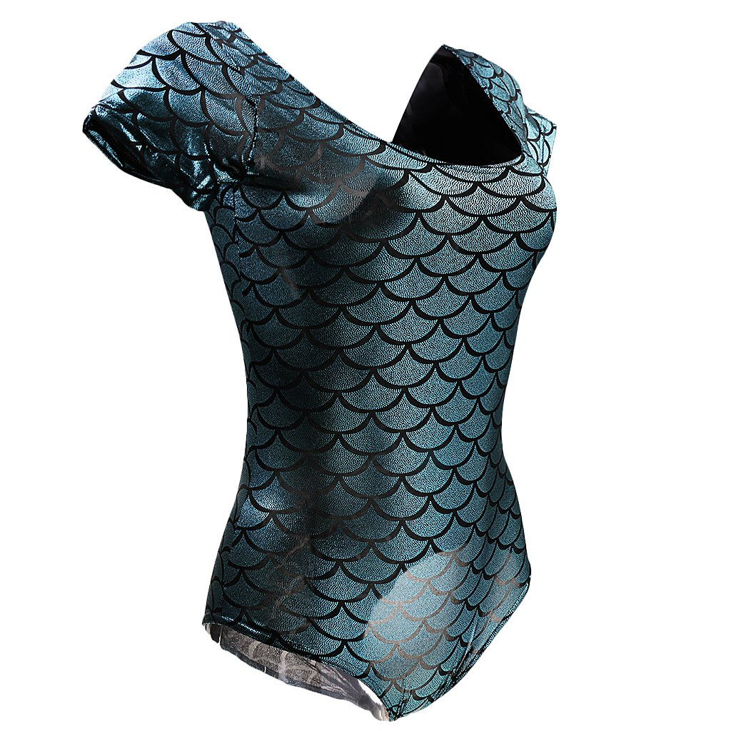 Jiliオンラインレディース夏Favourセクシー水着特別なデザイン魚Scales Mermaid水着   B06Y2GNVQ5