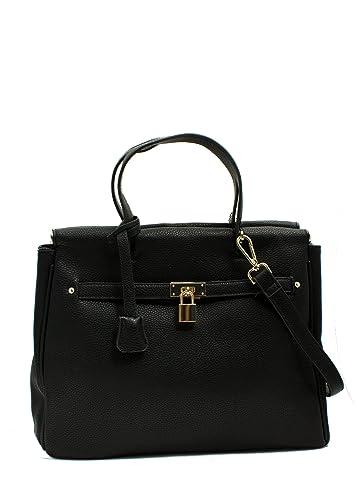 d82a7f14ca4c1 Damen Under Lock N Key Strukturierte Tasche  Amazon.de  Schuhe ...