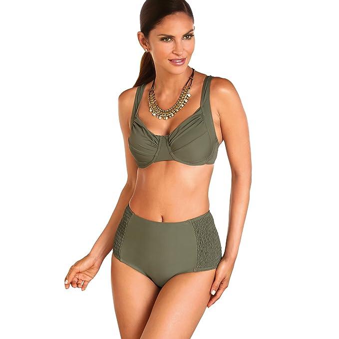 VENCA Bikini Sujetador con Aros Mujer by Vencastyle - 014963: Amazon.es: Ropa y accesorios