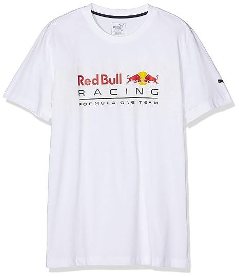 low priced 451b4 a1cba Puma RBR Logo, T-Shirt Uomo, Bianco, XXL