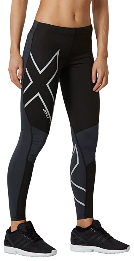 dbbbf7af Amazon.com : 2XU Women's Wind Defence Compression Tights : Sports ...