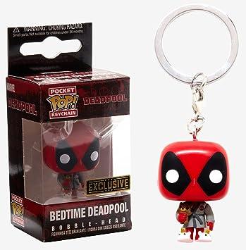 Funko - Deadpool Idea Regalo, Llavero, collezionabili ...
