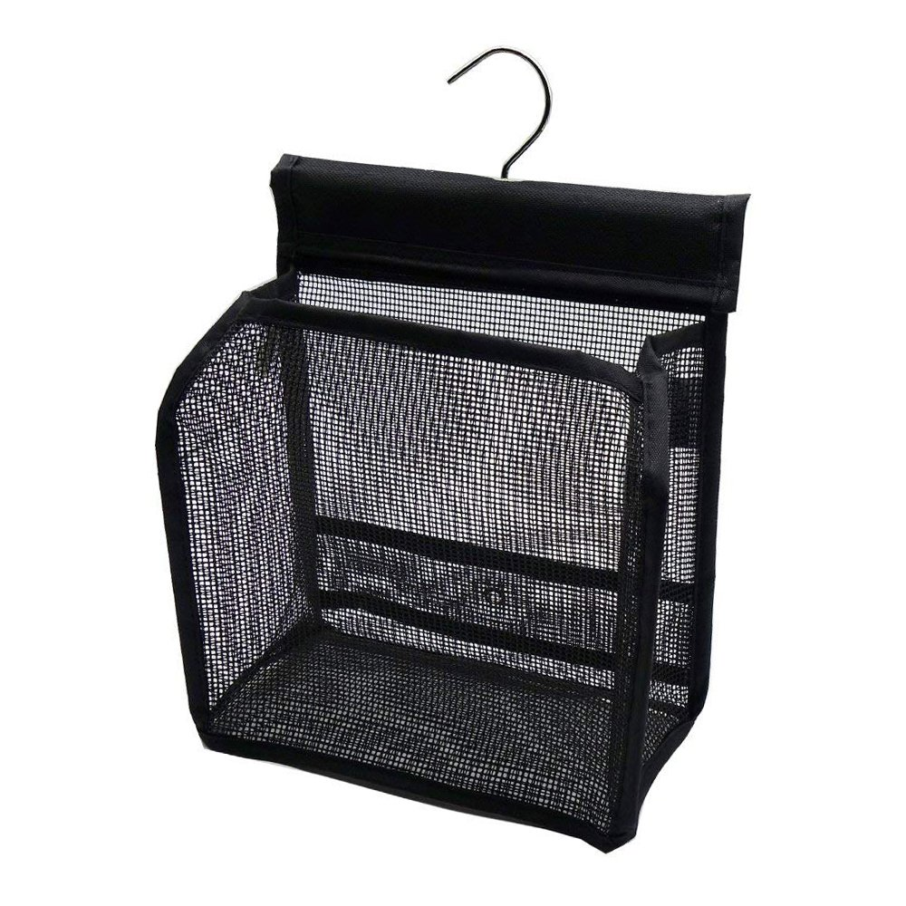 high-quality FishMM Hanging Mesh Shower Caddy College with Hooks ...