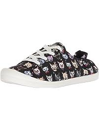 336fb5feff4 Skechers BOBS Women s Beach Bingo-Dapper Cats Scrunch Sneaker