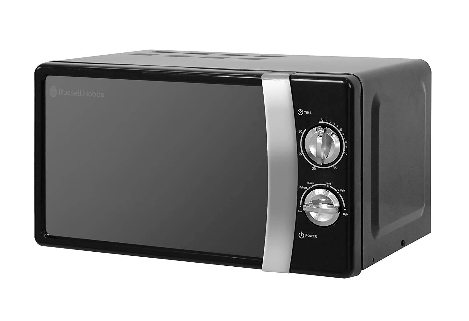 Aldi home sale catalogue special buys stirling 34l microwave oven - Russell Hobbs Rhmm701b 17l Manual 700w Solo Microwave Black