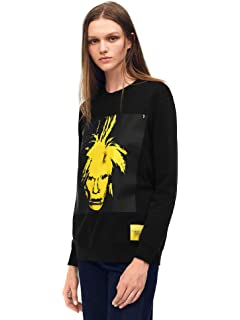 Amazon Jeans Donna Autunnoinverno Maglia Klein J20j208518 Calvin Oq0HYn