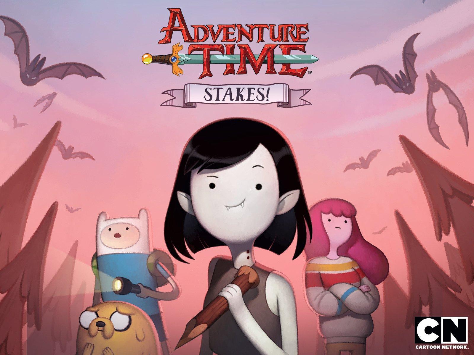 Amazon Com Watch Adventure Time Stakes Season 1 Prime Video