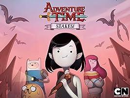 Adventure Time: Stakes Season 1