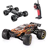 HOSIM RC Car 9122, 38km/h 1/12 Scale Off Road Full Proportional Radio Controlled Vehicle, 2WD Monster Truggy - Best Christmas Gift for Kids and Adults