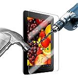 【国産ガラス素材】【riseシリーズ】Huawei MediaPad 7 Youth / J:COM /Huawei MediaPad 7 Youth2 (S7-721w・S7-701w) 液晶保護強化ガラスフィルム 硬度9H 超薄0.33m+D35:BI35m(総厚0.4mm) 2.5D ラウンドエッジ加工済 さらさら表面コート 指紋防止 防汚コーティング処理 飛散防止処理高品質ガラスフィルム