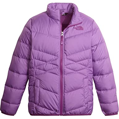 5d49d4e60 The North Face Girl's Andes Down Jacket - Bellflower Purple - XL (Past  Season)