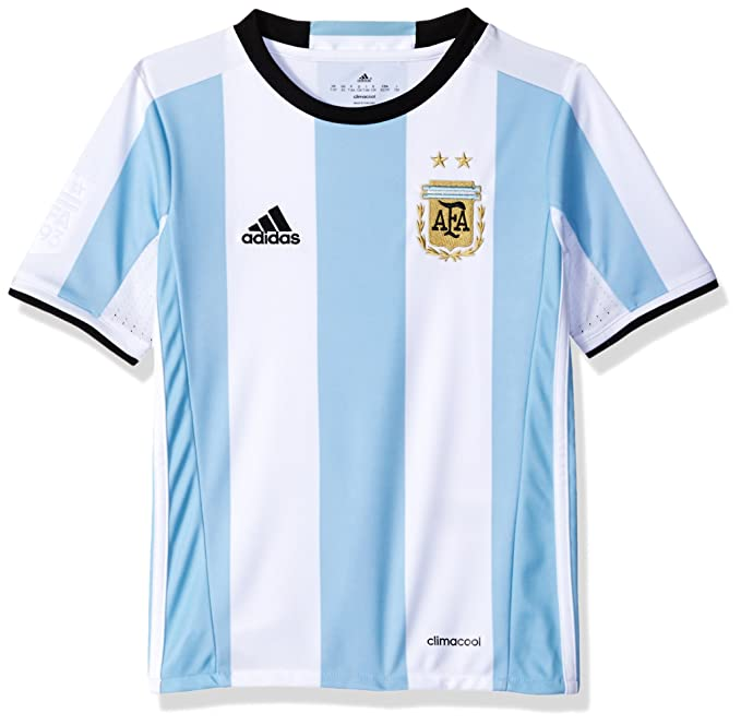 3dcc2afd0 Amazon.com   Adidas Youth International Soccer Jersey   Sports   Outdoors