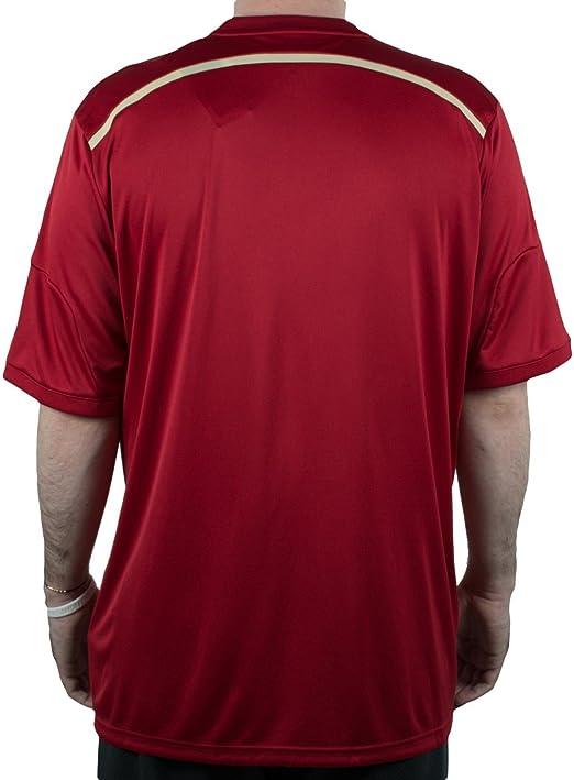 adidas Climacool España 2013/2014 Camiseta - G85279_M, Granate ...