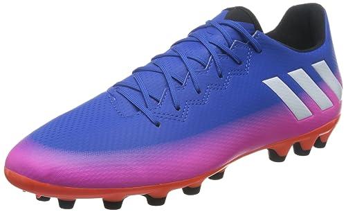 competitive price 56803 d1440 adidas Messi 16.3 AG, Botas de fútbol para Hombre  Amazon.es  Zapatos y  complementos
